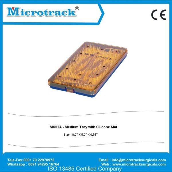 2A MEDIUM TRAY with mat