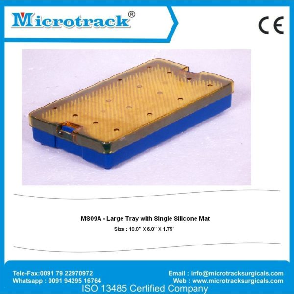 9A Large Tray Single Mat